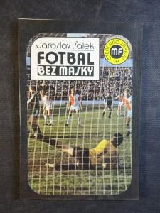 náhled knihy - Fotbal bez masky
