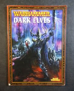 náhled knihy - Warhammer - Dark Elves