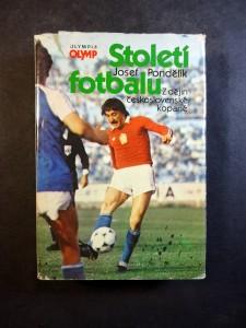 náhled knihy - Století fotbalu : z dějin československé kopané