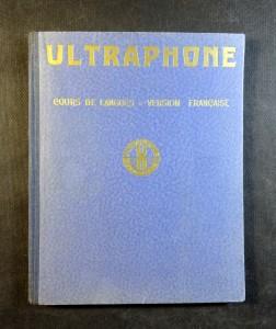 náhled knihy - Ultraphone cours de langues - version francaise