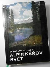 náhled knihy - Alpínkářův svět : praktická příručka pro začátečníky i pokročilé