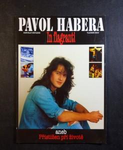náhled knihy - Pavol Habera - In flagranti aneb Přistižen při životě
