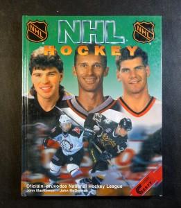 náhled knihy - NHL hockey : oficiální průvodce National Hockey League