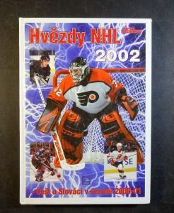 náhled knihy - Hvězdy NHL 2002 + Češi a Slováci v sezóně 2000 - 01