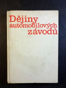 náhled knihy - Dějiny automobilových závodů