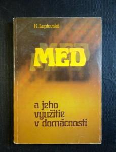 náhled knihy - Med a jeho využitie v domácnosti