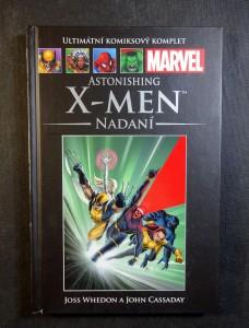 náhled knihy - Astonishing X-Men - nadaní