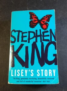 náhled knihy - Lisey's Story