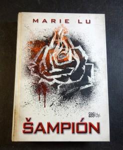 náhled knihy - Šampión