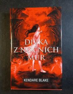 náhled knihy - Dívka z nočních můr