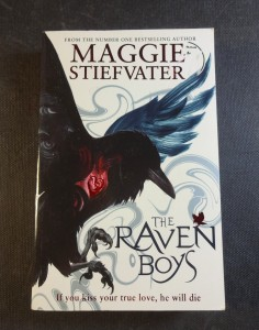 náhled knihy - The Raven Boys
