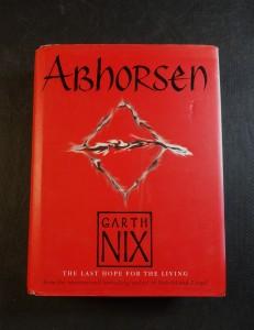 náhled knihy - Abhorsen