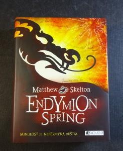 náhled knihy - Endymion Spring / slovensky /