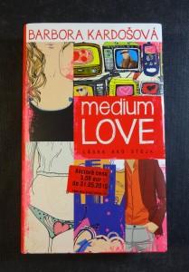 náhled knihy - Medium Love - láska ako stejk