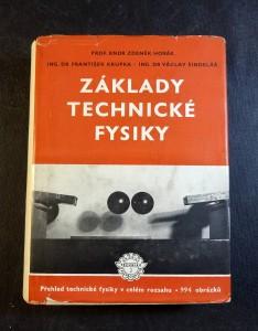 náhled knihy - Základy technické fysiky : přehled technické fysiky v celém rozsahu
