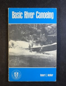 náhled knihy - Basic River Canoeing