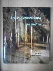 náhled knihy - The moravian karst