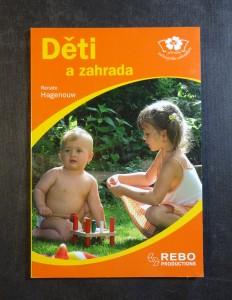 náhled knihy - Děti a zahrada