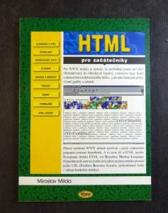 náhled knihy - HTML pro začátečníky