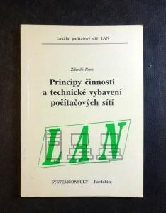 náhled knihy - Principy činnosti a technické vybavení počítačových sítí