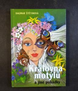 náhled knihy - Královna motýlů a jiné pohádky