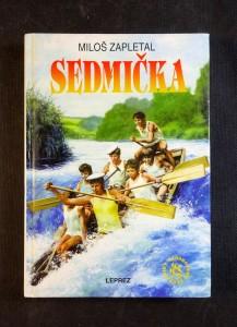 náhled knihy - Sedmička : klukovská dobrodružství na řece