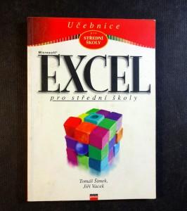 náhled knihy - Excel pro střední školy