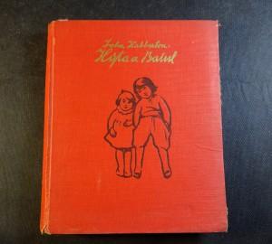 náhled knihy - Hýta a Batul