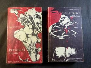 náhled knihy - Souostroví gulag - I. - IV.