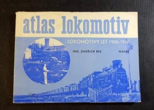 náhled knihy - Lokomotivy let 1900-1918
