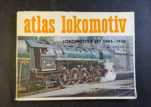 náhled knihy - Lokomotivy z let 1945-1958