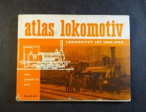 náhled knihy - Lokomotivy let 1860-1900