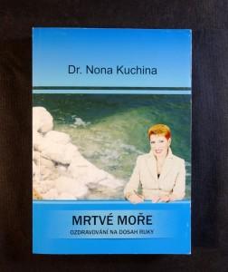 náhled knihy - Mrtvé moře - ozdravování na dosah ruky