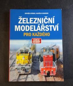 náhled knihy - Železniční modelářství pro každého
