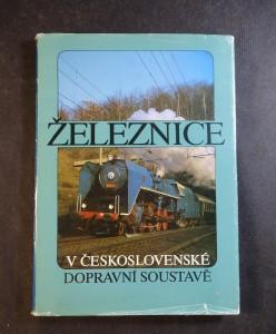 náhled knihy - Železnice v československé dopravní soustavě : [obr. publ.]