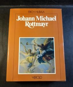 náhled knihy - Erich Hubala: Johann Michael Rottmayr