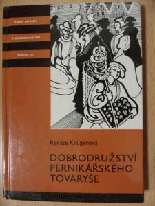 náhled knihy - Dobrodružství pernikářského tovaryše : pro čtenáře od 10 let