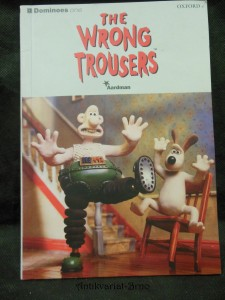 náhled knihy - The wrong trousers