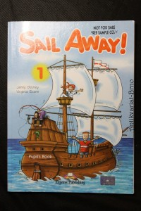náhled knihy - Sail away! Pupil´s book 1