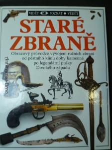 náhled knihy - Staré zbrane