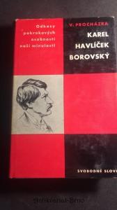 náhled knihy - Karel Havlíček Borovský