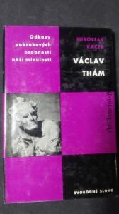 náhled knihy - Václav Thám