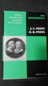 náhled knihy - J.S.Presl, K.B.Presl