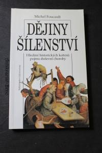 náhled knihy - Dějiny šílenství v době osvícenství : hledání historických kořenů pojmu duševní choroby