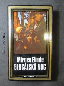 náhled knihy - Bengálská noc
