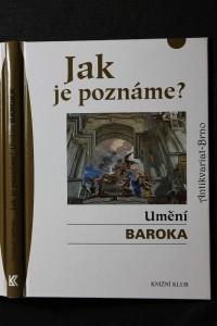 náhled knihy - Jak je poznáme? Umění baroka