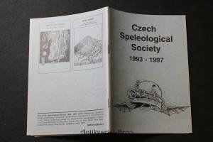 náhled knihy - The Czech Speleological Society 1993 - 1997