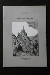 náhled knihy - Podzemní Praha : soupis podzemních objektů hlavního města a vybraná bibliografie