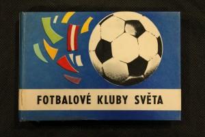 náhled knihy - Futbalové kluby sveta. Česky Fotbalové kluby světa
