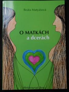 náhled knihy - O matkách a dcerách